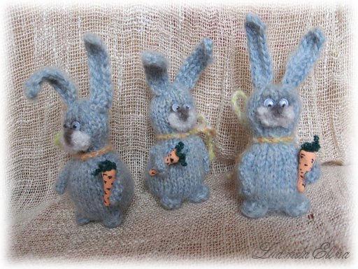 elina toys,вязаные игрушки зайцы амигуруми,купить зайчика.