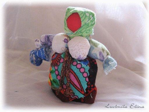 кукла-мотанка Берегиня дома