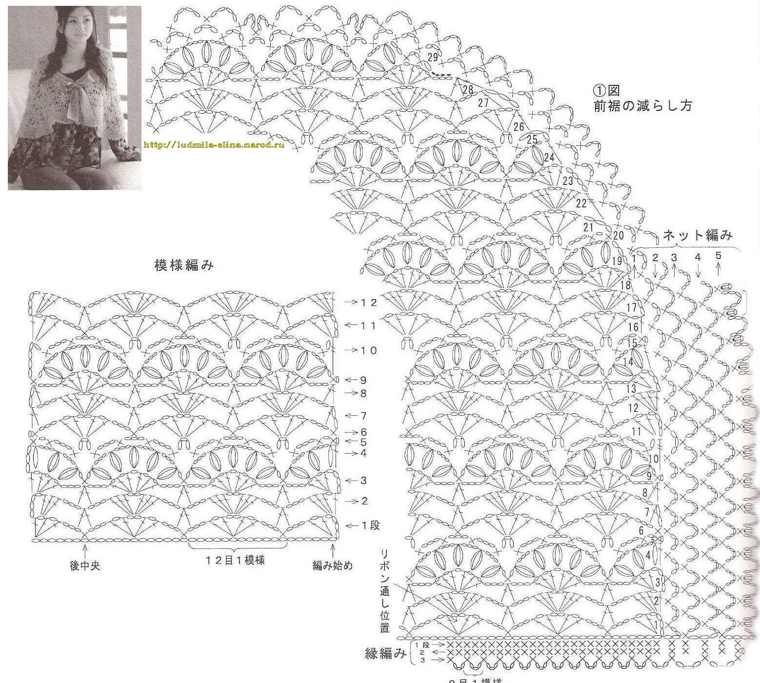 Плетение ожерелий бисером