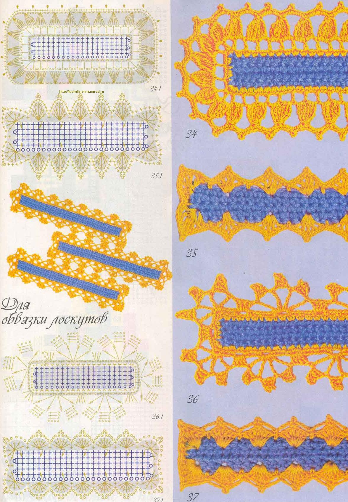 Общее Вязание/Вязание крючком. вязание крючком.  Четверг, 09 Февраля 2012 г. 17:20. схема. anetas.