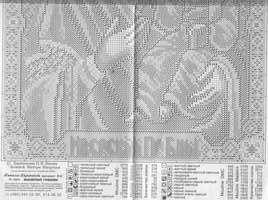 вышивка икона Божией Матери Иверская, схема